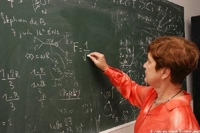 Travaux dirigés en master de physique