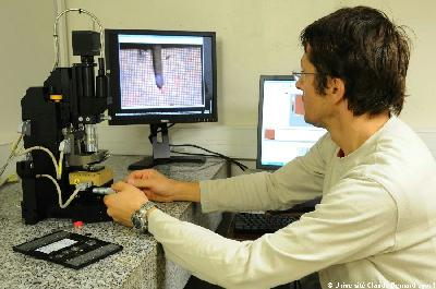 Microscope à force atomique